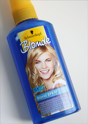 BlondeSpray