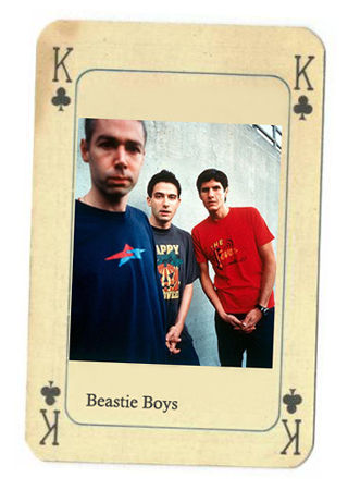 Kuukauden idoli: Beastie Boys