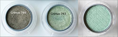 Grimas-viikko: vihreää ja höyheniä