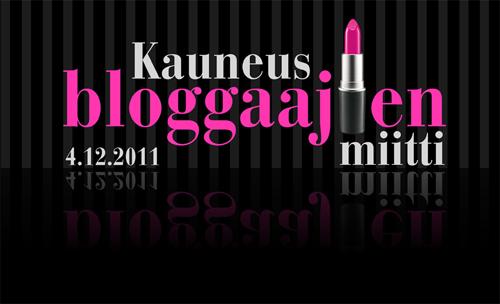Kauneusbloggaajien miitti