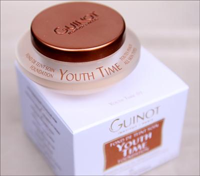 Guinot Youth Time Foundation – a.k.a kalleinta mitä olen koskaan iholleni laittanut