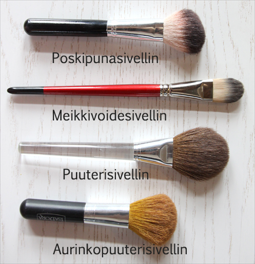 Make-up for Dummies – kasvosiveltimet