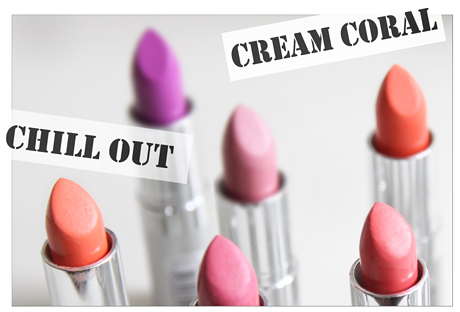 VLD-viikko: Chill Out ja Cream Coral