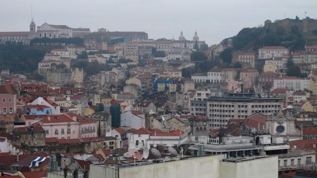 Surullinen Lissabonissa