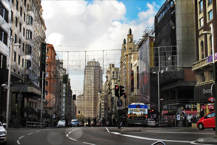 Madrid-Lissabon-New York-Helsinki