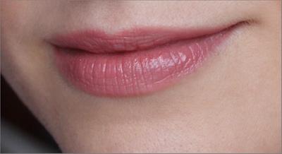 Benecos_Peach_Lipstick