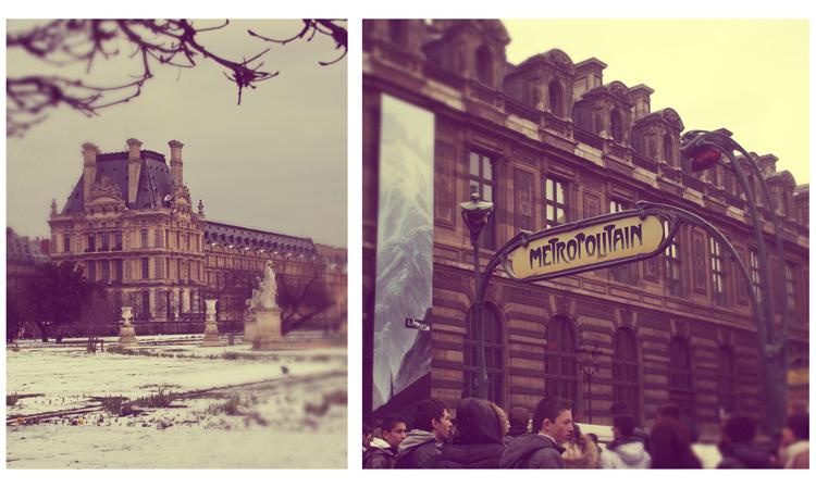 Budjettireissaajan Pariisi