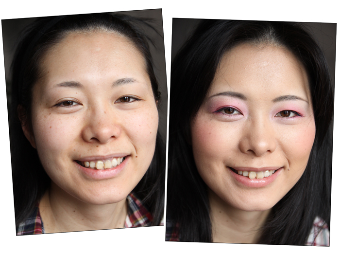 Makeover japanilaiselle ystävälle: Cherry Blossom Girl