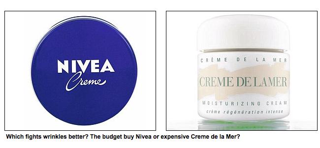 NiveaCreme_vs_CremeDeLaMer