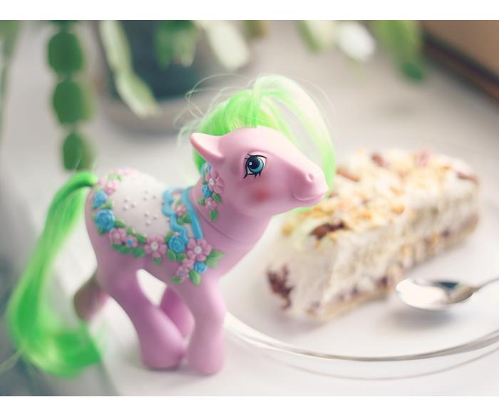 Päivä ei ole huono kun saa ponin ja kakkua
