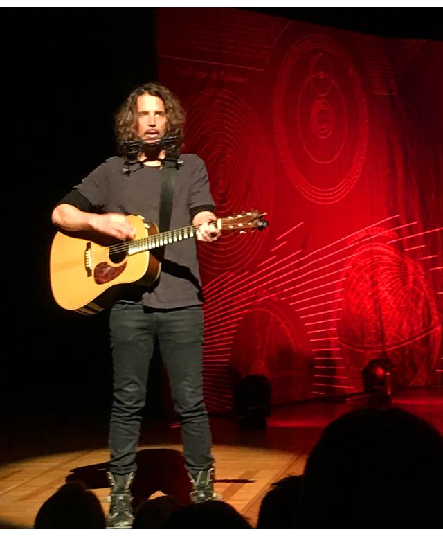 Chris Cornell 1964 – 2017