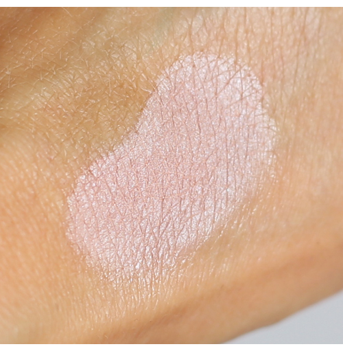 Ecominerals Dreamtime blush swatch