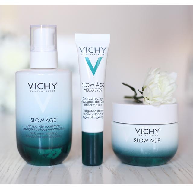 Vichy Slow Age ihonhoito