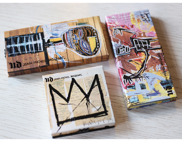Urban Decay Basquiat limited edition -kokoelma