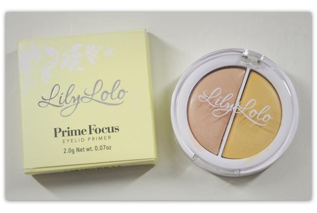 Lily Lolo Prime Focus