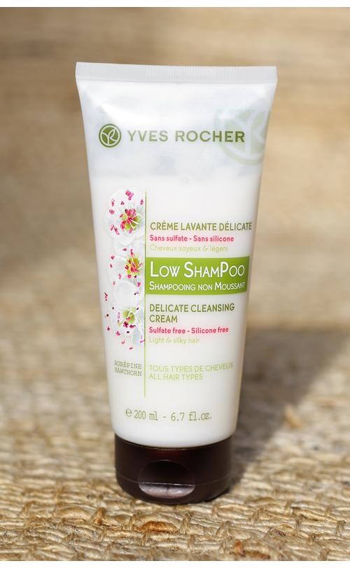 Yves Rocher sulfaatiton shampoo