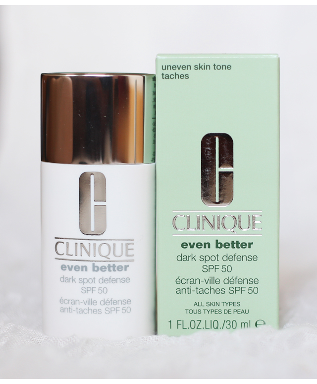 Clinique Dark Spot Defense