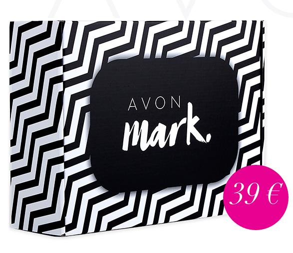 Avon #bereMarkable by Karkkipäivä -kauneusboksi nyt myynnissä