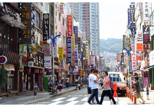 Korealaisia erikoisuuksia