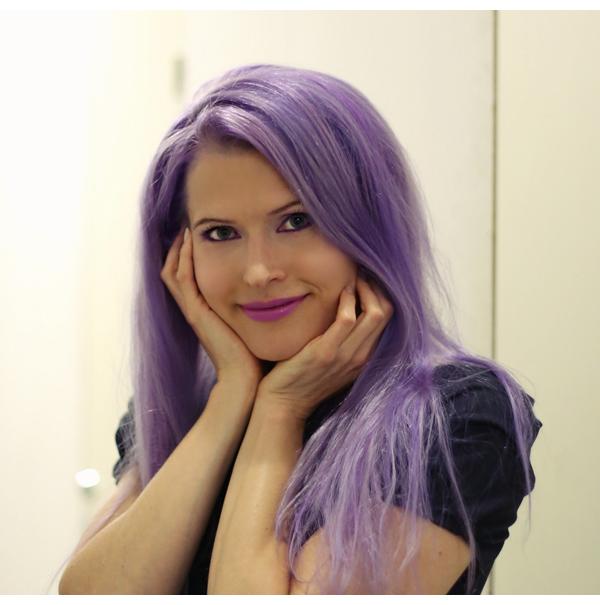 Parhaat violetit hiusvärit