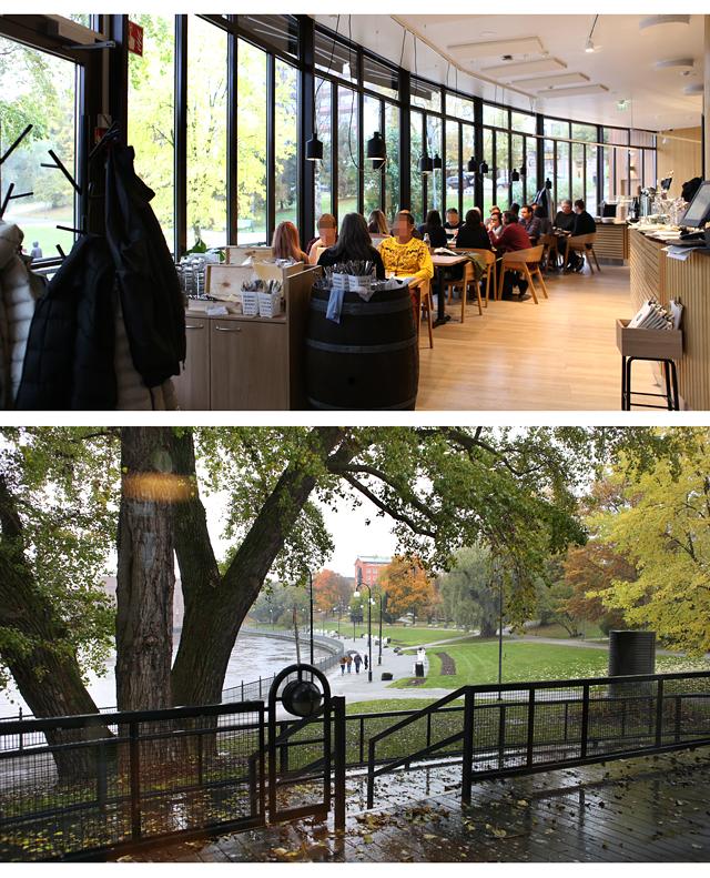 Ravintola Puisto Tampere