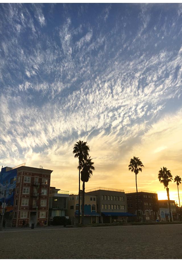 Huomenta Los Angelesista