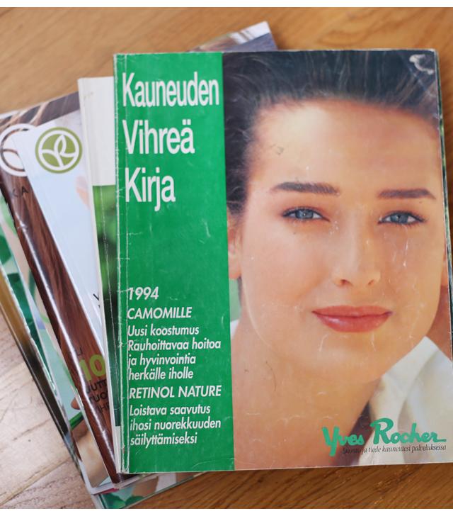 Kosmetiikkanostalgiaa; näin alkoi kauneudenhoitoni tie