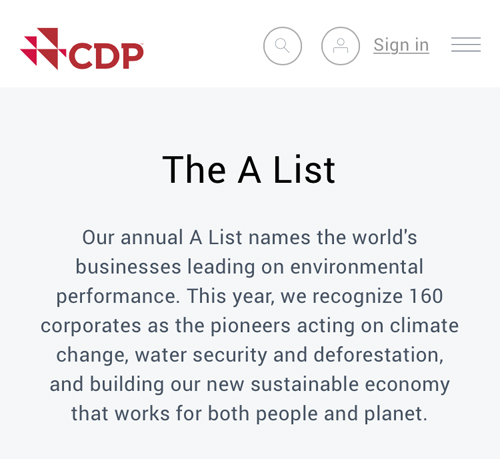 CDP_AList