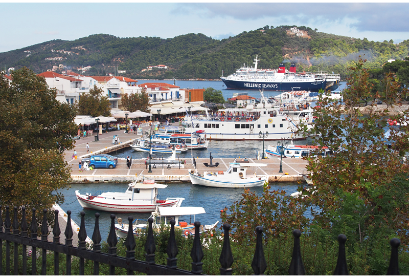 Kreikan saarille: satamaopas osa 2