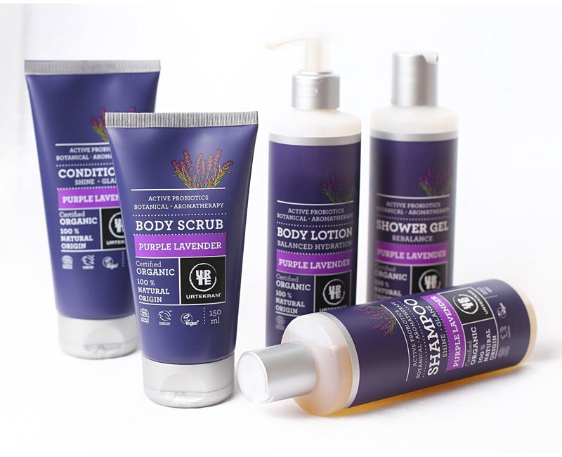 Uutta Urtekramilta: Purple Lavender