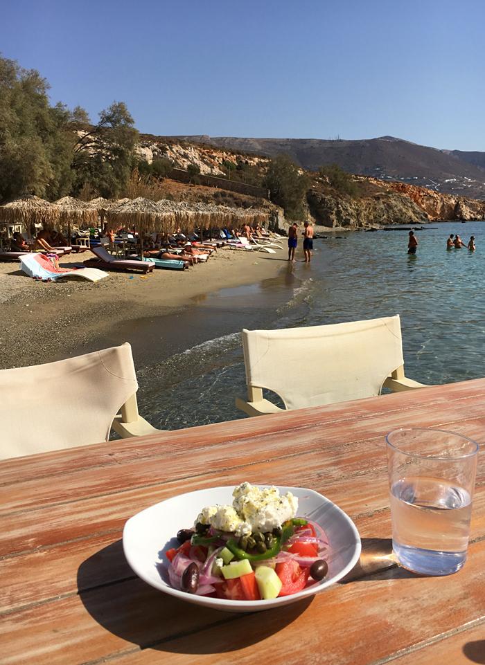 Miksi Kreikassa on vain miestarjoilijoita?