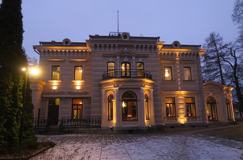 Joululounasvinkki: Finlaysonin Palatsi
