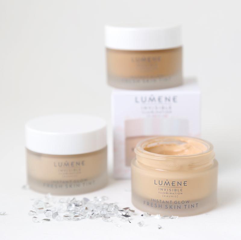 Taas huikea Lumene-uutuus: Instant Glow Fresh Skin Tint