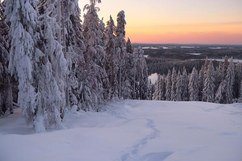 Talven kaunein päivä