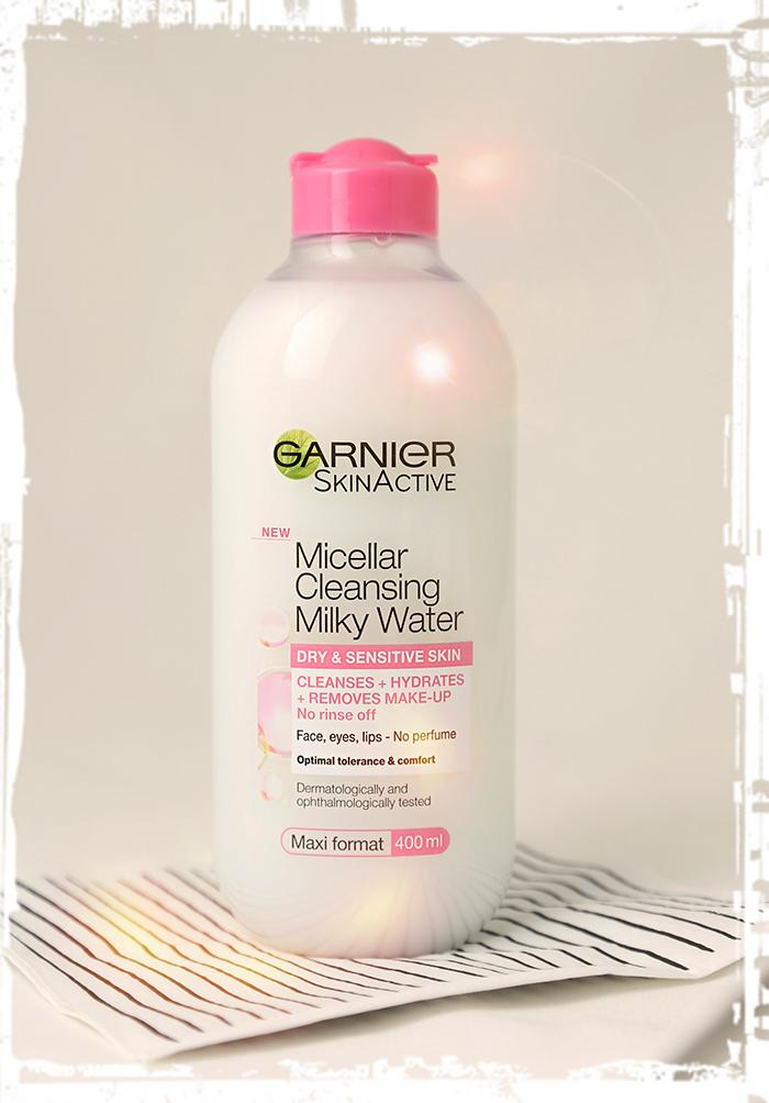 Micellar Milky Water – maitoa misellivedessä