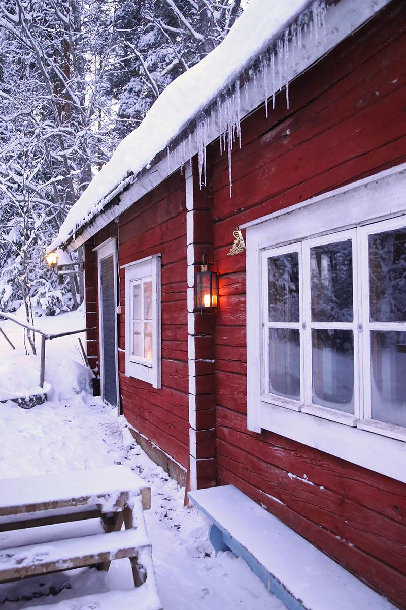 Tuomarla sauna
