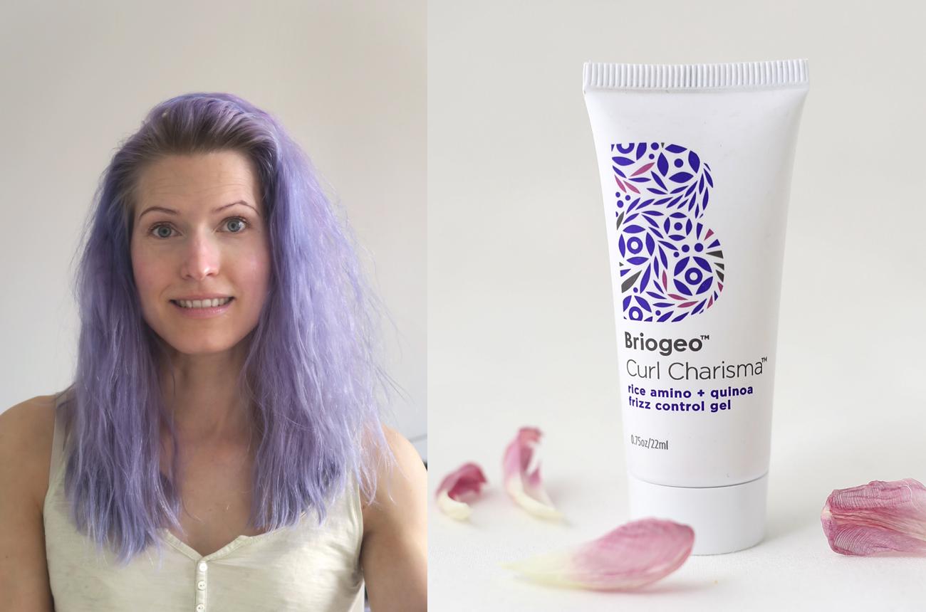 Curly Girl -metodi ja testissä Briogeo Curl Charisma