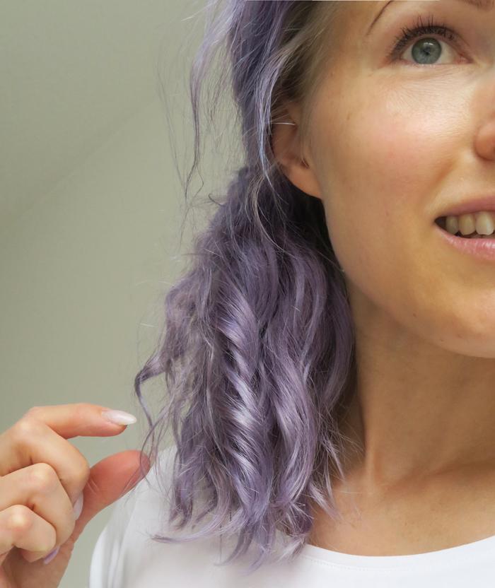 Curly Girl -raportti: ajatuksia kahden viikon kokemuksista