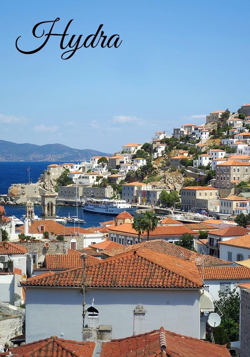 Hydra – Kreikan kauneimpia saaria