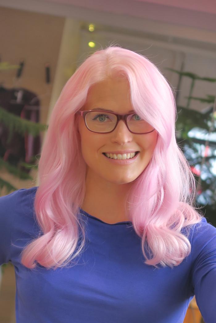 Uusi tukka: Cotton Candy love!