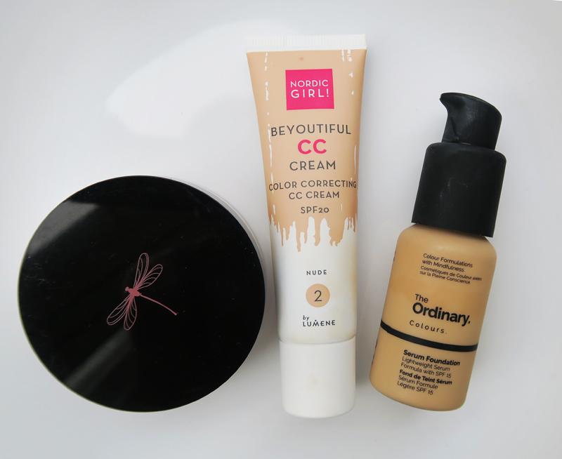 Kesän meikkipohjat – kolme parasta