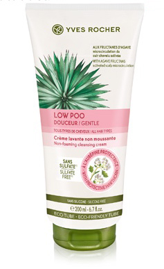 Sulfaatittomia uutuuksia Yves Rocherilta + Low Shampoo takaisin valikoimassa