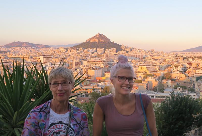 Muhkea matkakertomus: Ateena & Poros
