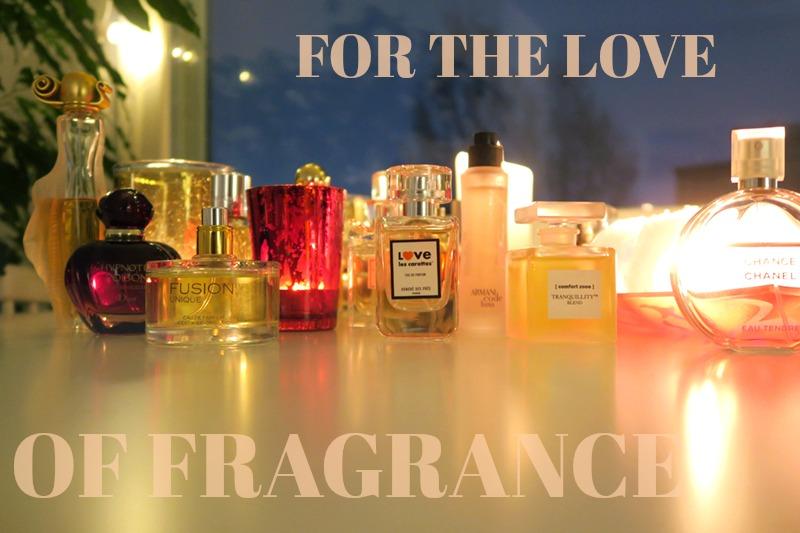 Suuri hajuvesipostaus – tuoksufriikin kokoelmaa