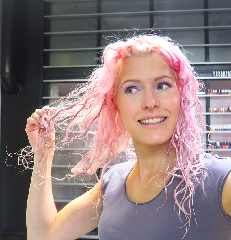 Pellavansiemen Geeli Curly Girl