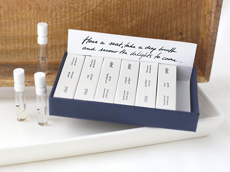 Abel Eau de Parfums – uusi luonnollinen tuoksusuosikki
