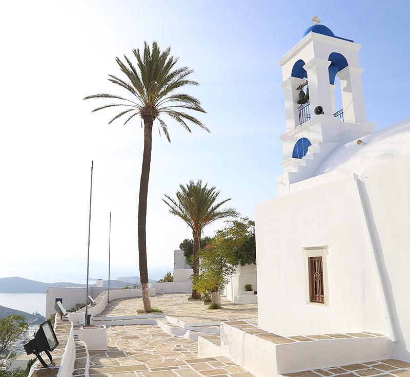 Pakettimatkat Kreikkaan, kesä 2020 – uutuuksissa kaksien kasvojen upea Ios