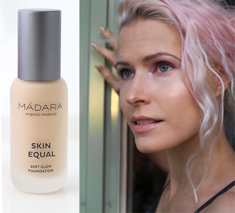 Voita Mádaran Skin Equal -meikkivoide
