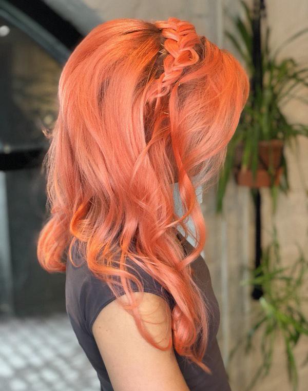 Coral flash! Uusi tukka!