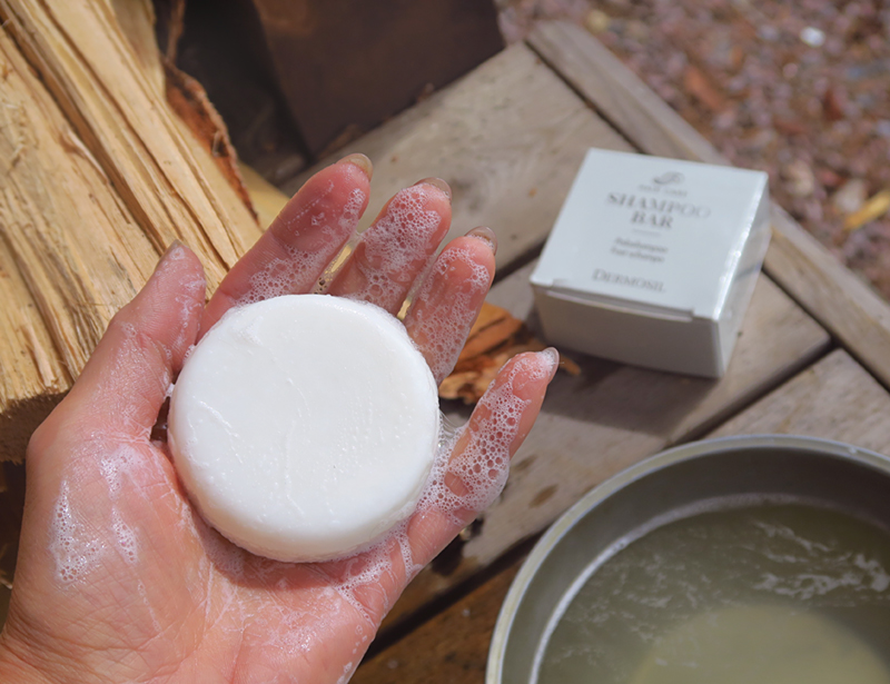 Dermosil-uutuuksia: vihdoinkin palashampoo sekä uudet, silkkiset aurinkovoiteet